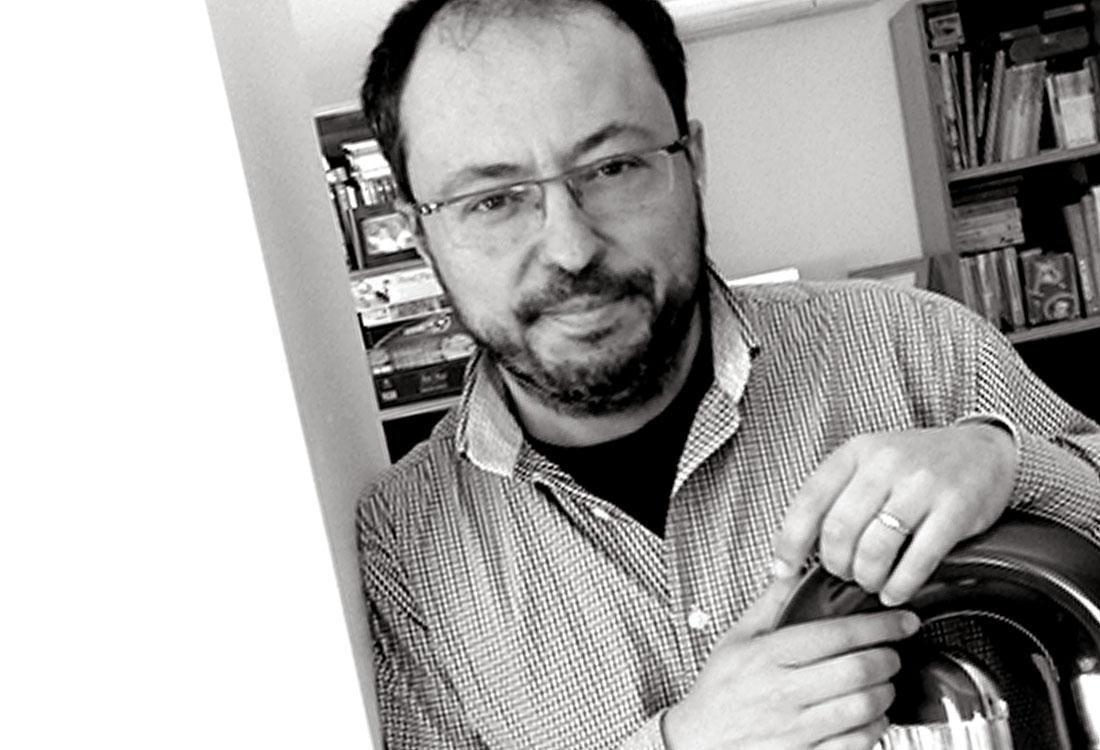 José Mª Gómez Alcocer