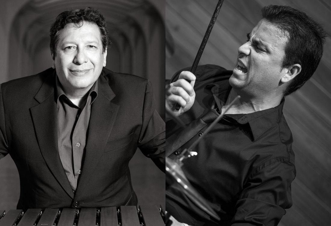Yoel Páez & Víctor Mendoza