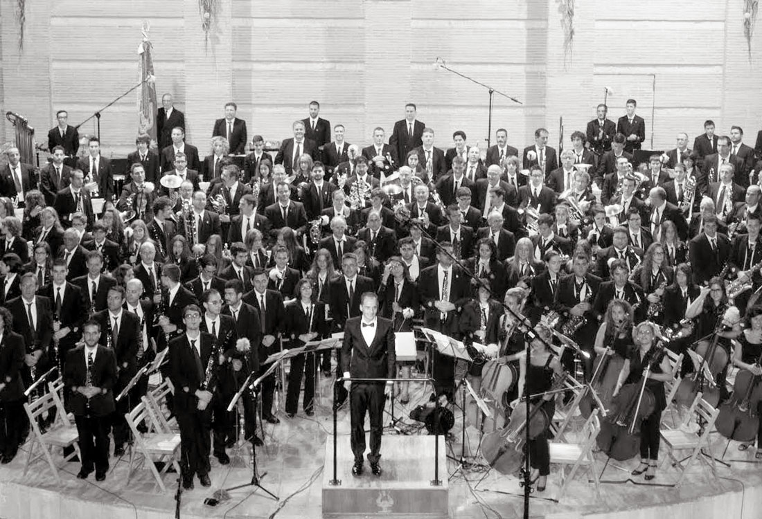 "Banda Sinfónica del C.I.M ""La Armónica"" de Buñol"