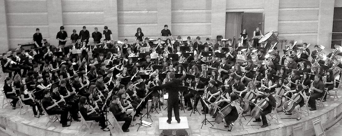 Conservatorio Buñol - Banda Sinfónica