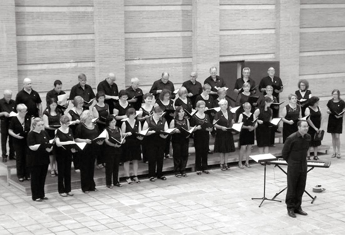 """Coro del C.I.M. """"La Armónica"""" de Buñol"""