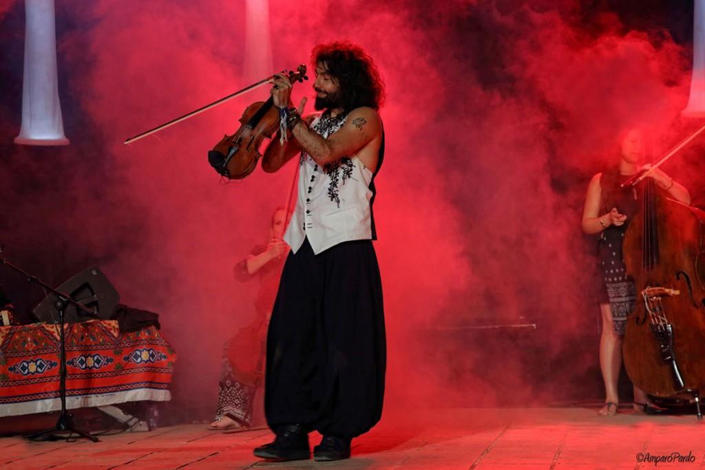 Ara Malikian - Amparo Pardo