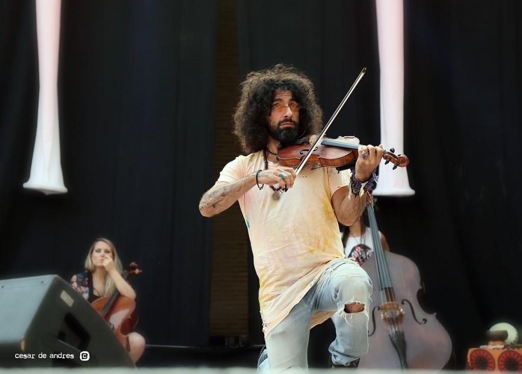 Ara Malikian - César de Andrés
