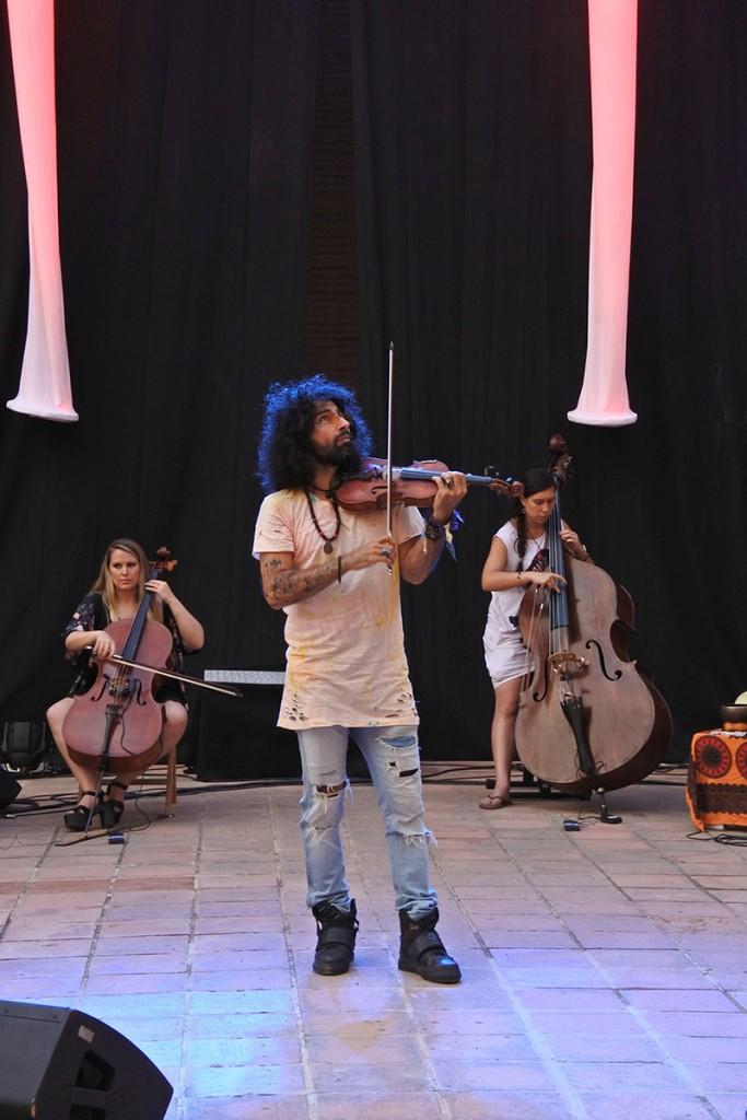 Ara Malikian - Mateo Pérez