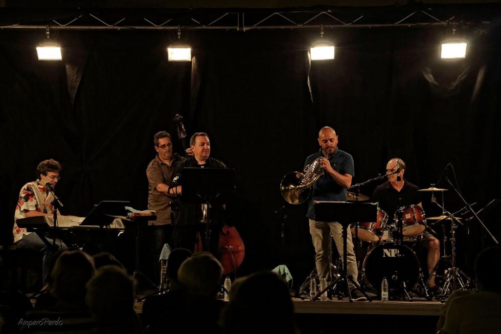 Jazzcomencem - Amparo Pardo