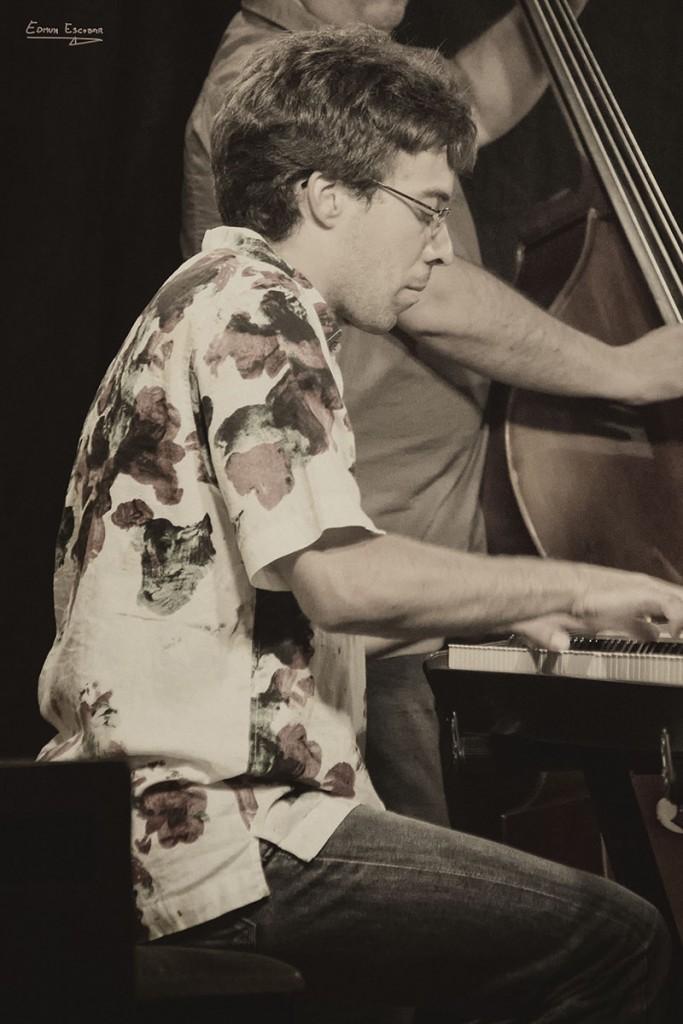 Jazzcomencem - Edmun Escobar