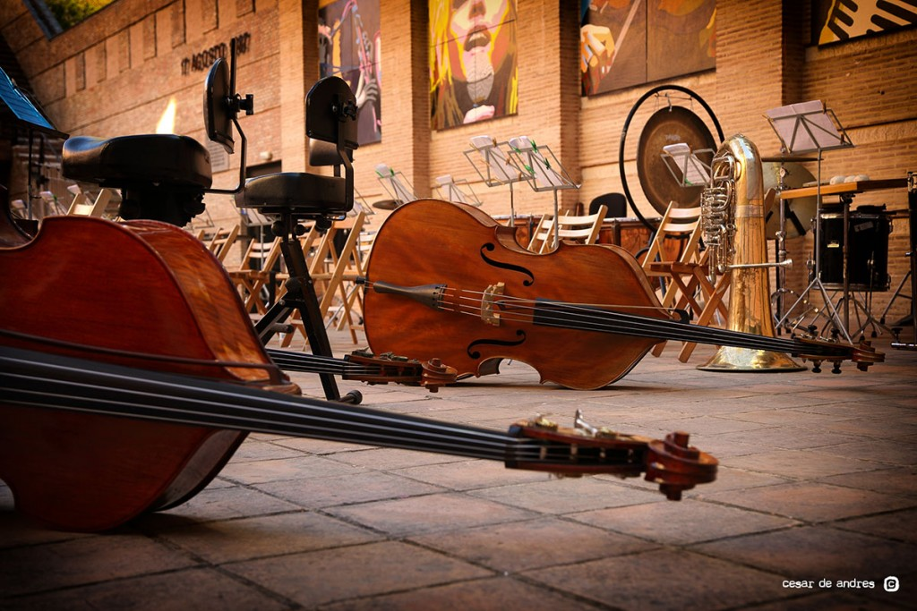 Orquesta La Armónica - César de Andrés