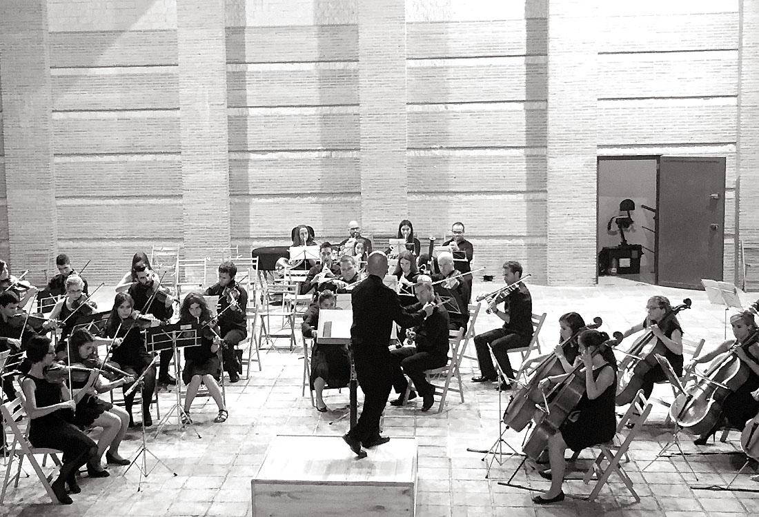"Orquesta del C.I.M. ""La Armónica"" de Buñol"