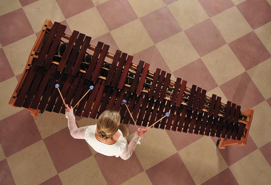 Masterclass de marimba
