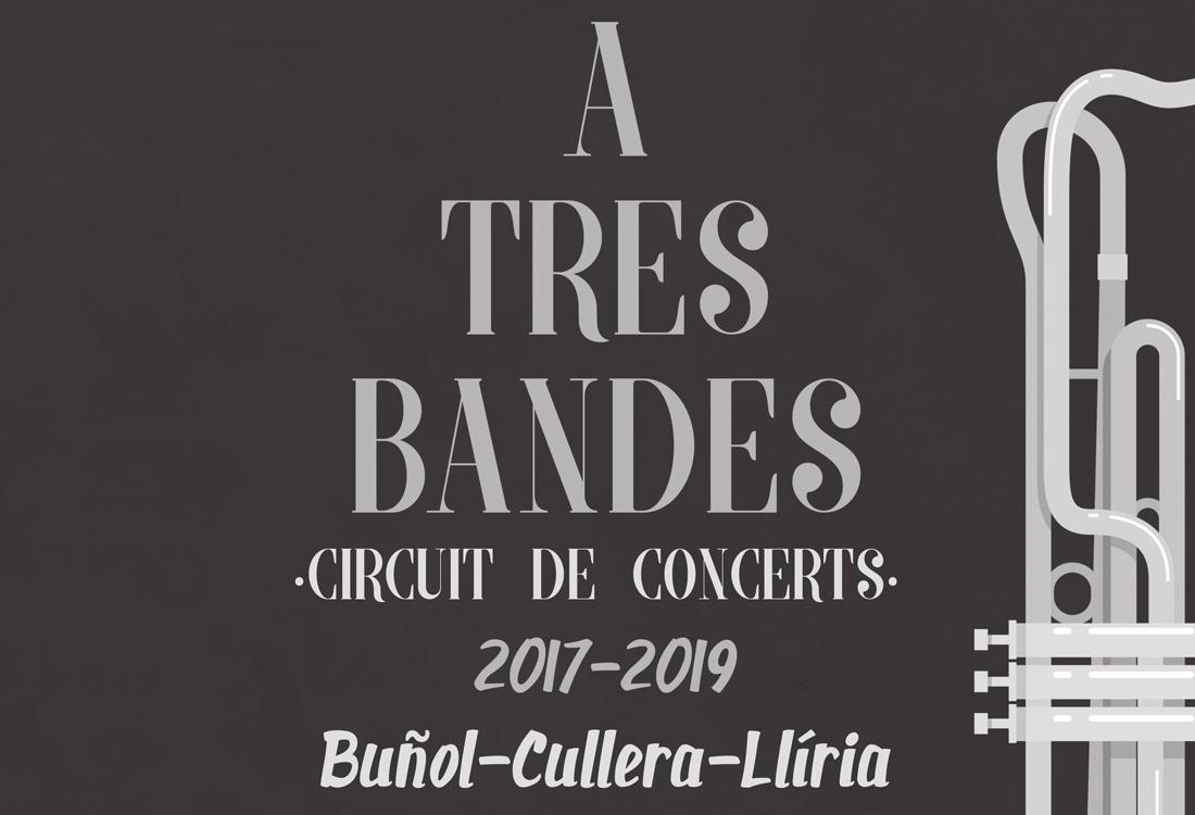 A 3 Bandas - S. M. La Artística de Buñol