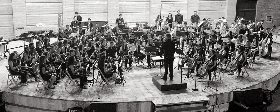 Concierto de fin de curso - Banda Sinfónica