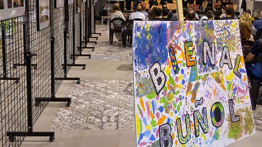 """Presentación de la exposición """"Pintando la música"""""""