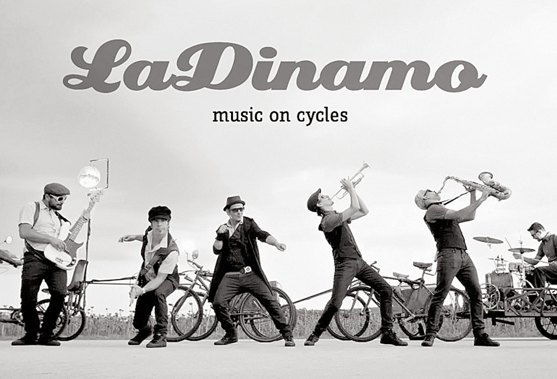La Dinamo - Music on cycles