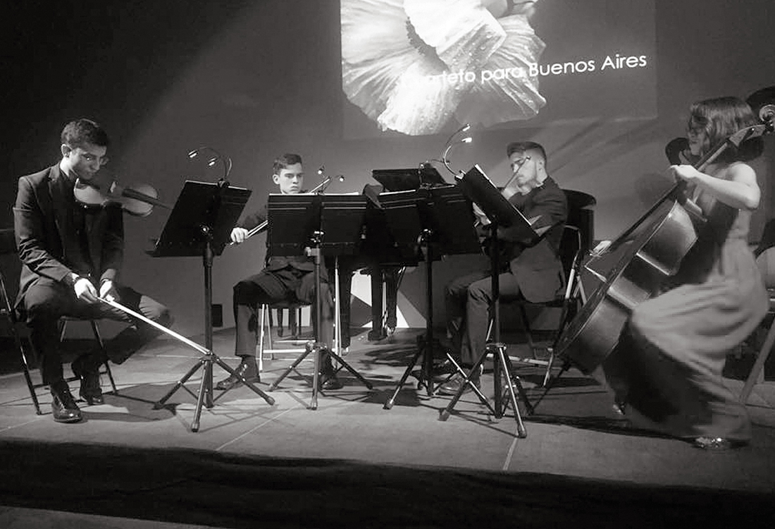 Montero String Quartet