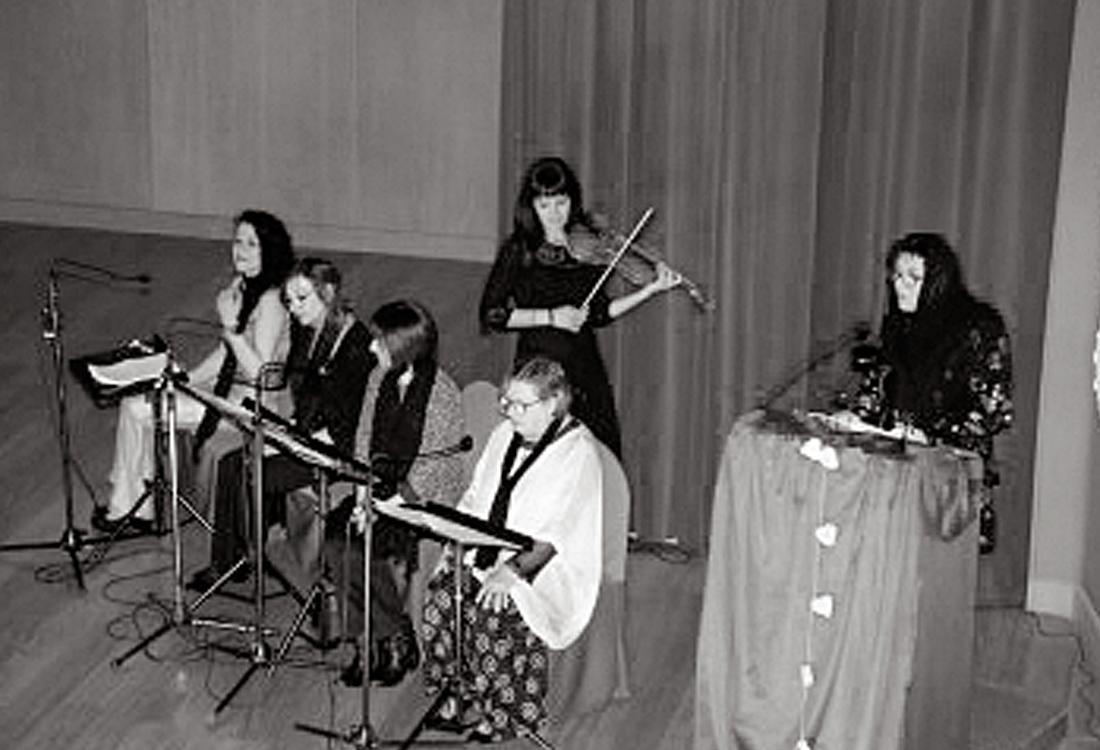 Proyecto Aylan - La música, la imagen y la palabra