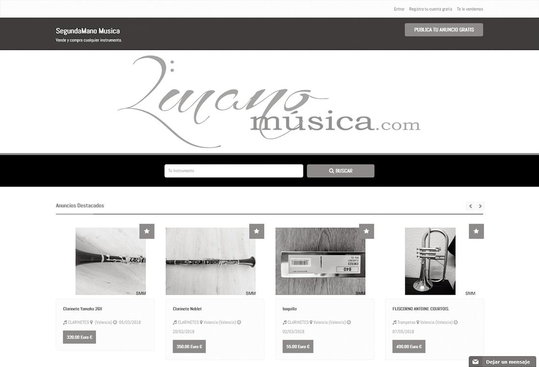 www.segundamanomusica.com