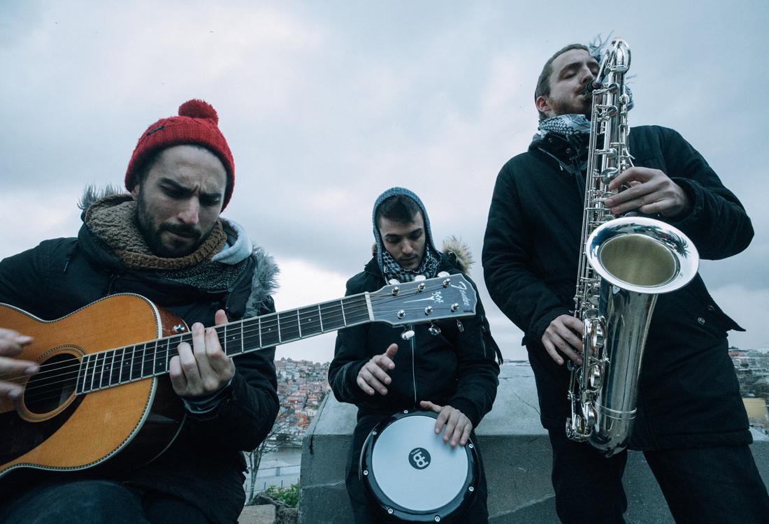 Ainda Não Street Band